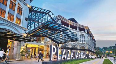 Plaza Arcadia, Plaza Arkadia, Desa ParkCity 1