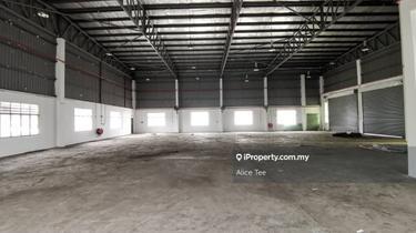 Kempas Utama Detached Factory for Sale, Kempas, Johor Bahru 1