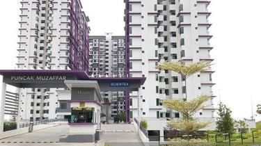 The Heights Residence, Ayer Keroh 1