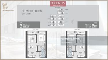 Lucentia Residences, Bukit Bintang 1