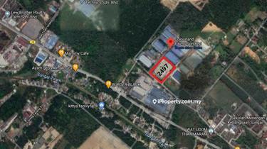 JB Detached Factory (Built-to-Suit) in Ulu Tiram, Johor, Ulu Tiram, Johor Bahru 1