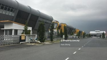 Nusajaya Semi Detached Factory For Sale  13,000 (13K) SQFT ,Johor Bahru, Iskandar Puteri (Nusajaya) , Johor Bahru, Iskandar Puteri (Nusajaya) 1