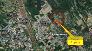 Senai Medium Industrial Land, Senai 1