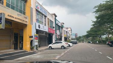 Taman Impian Emas, Johor Bahru 1