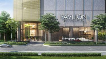 Pavilion Ceylon Hill, Bukit Ceylon, KL City 1