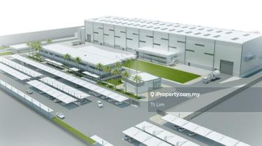 Senai Industrial land (CONVERTED!!) , Senai 1