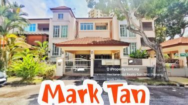 HILLVIEW GARDEN LANDED   LA: 20 x 70   NICELY RENO, Tanjung Bungah 1