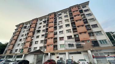 Jambul Apartment, Bukit Jambul 1