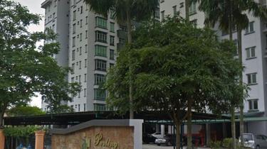 Perling Apartment, Taman Perling, Perling 1