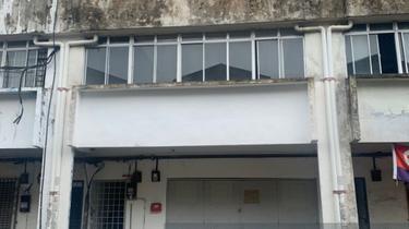 Taman desa harmoni Double Storey Shoplot, Taman desa harmoni Double Storey Shoplot, Permas Jaya 1