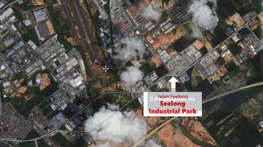 Seelong Industrial Park, Taman Seelong Jaya, Senai 1