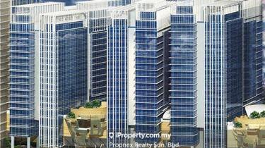 KL Eco City En Block Fully Furnished Office Building, KL Eco City 1