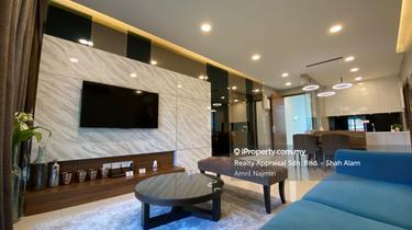 Paraiso Residence @ The Earth, Bukit Jalil 1