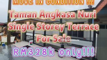 RENOVATED Angkasa Nuri Single Storey Batu Berendam, Melaka Tengah 1
