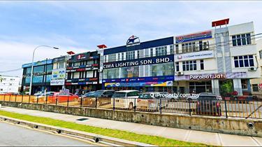 Wangsa Business Avenue, Sri Rampai, Wangsa Maju 1