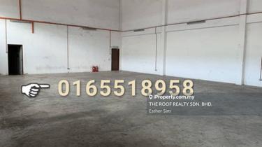 Semi-detached factory @ Prai, Prai Industry, Perai 1