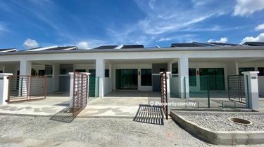 Rumah Teres 1 Tingkat di Taman Bestari, Kuala Ketil 1
