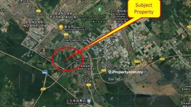 Senai Saleng Commercial Land, Senai 1