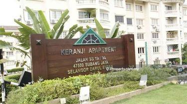 Keranji Apartments, Subang Jaya 1