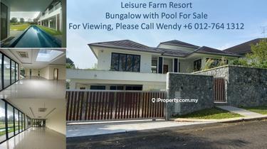 Leisure Farm Resort, Gelang Patah 1