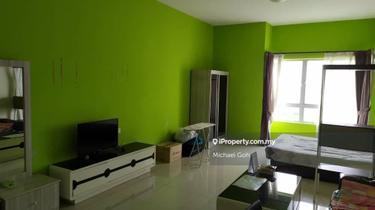 Zennith Suites (Pangsapuri Kebun Teh), Johor Bahru 1