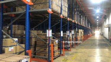 Pasir Gudang 5 Storey Factory 21,000 Amp, Bua 352ksf (Suitable for Electronic Factory), Pasir Gudang 1