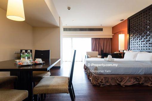 Sunway Pyramid Tower Resort