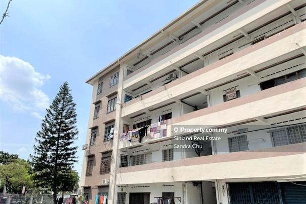 Subang Perdana Goodyear Court 6