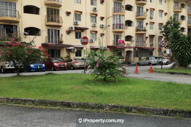 Subang Perdana Goodyear Court 3