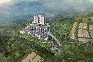 Bukit Jelutong : Rimbun Sanctuary (Apartment) 1
