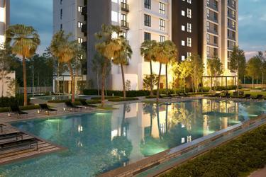 Plaza @ Kelana Jaya Serviced Apartment 1