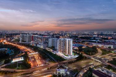 Subang Jaya City Centre (SJCC) : Aurora 1