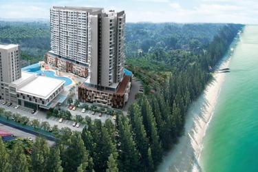 Regalia Beachfront Residence 1