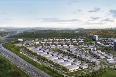 Nilai Impian : XME Business Park 1