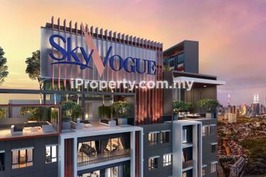 SkyVogue Residences @ Taman Desa 1
