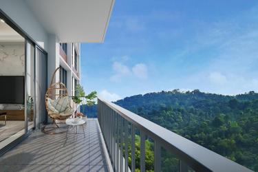 Sunway d'hill Residences 1