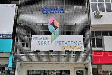 Zone J1, Bangsar Baru Seri Petaling 1