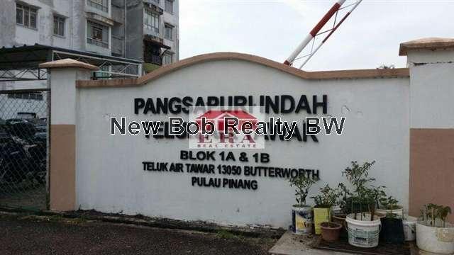 Pangsapuri Teluk Air Tawar Indah Apartment 3 Bedrooms For Sale In Butterworth Penang Iproperty Com My