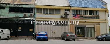 Jalan Gangsa SD 5/3E, Bandar Sri Damansara 1
