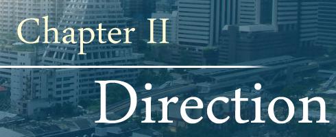 Chapter II - Direction เลือกซื้อบ้าน