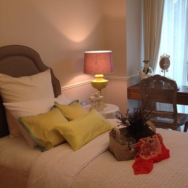 Very sweet bedroom