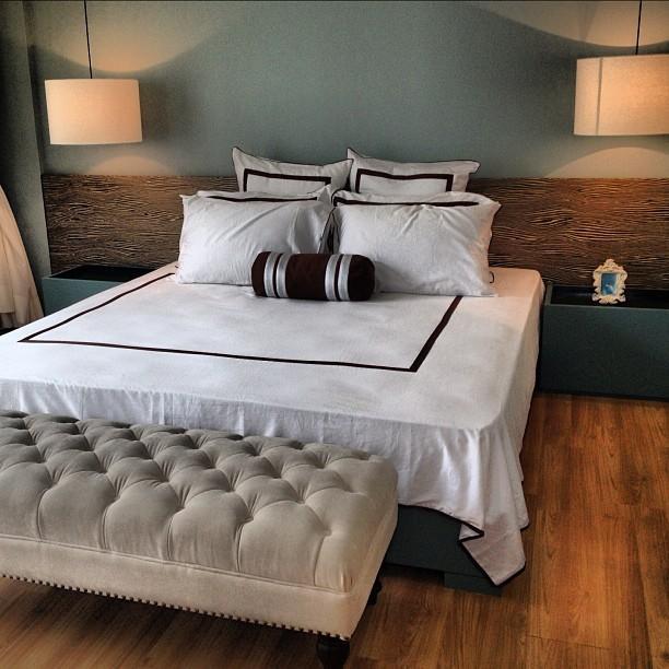 เตียงนุ่มๆที่ Premium Place นวลจันทร์