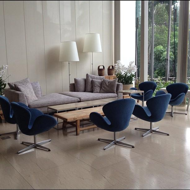 Nice Grand Modern Lobby