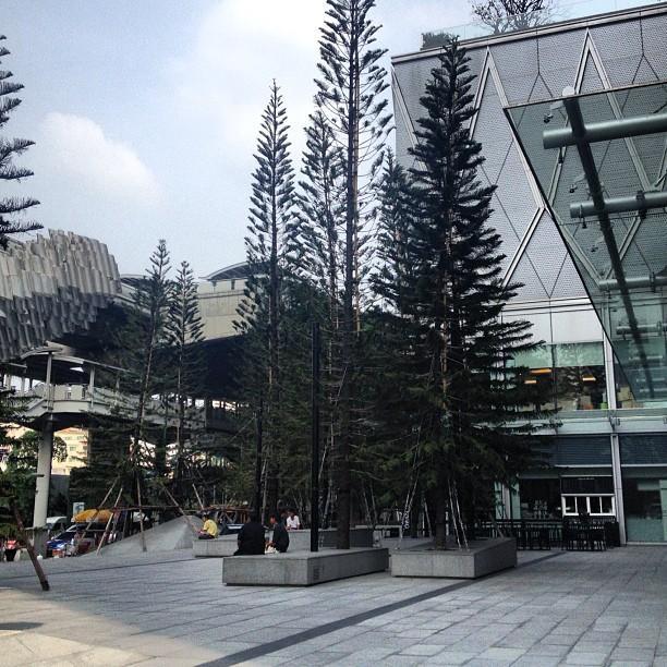 Landscape at Park Venture