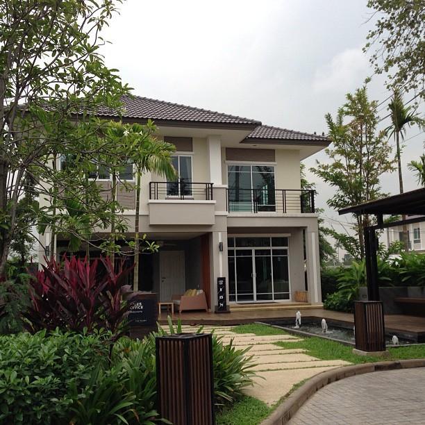 บ้านรุ่นใหม่ The Plant Resort กาญจนาภิเษก