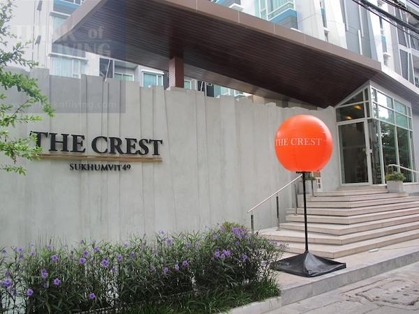 The Crest  สุขุมวิท64 19