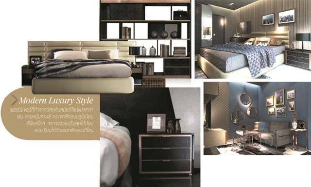 1.modern luxury