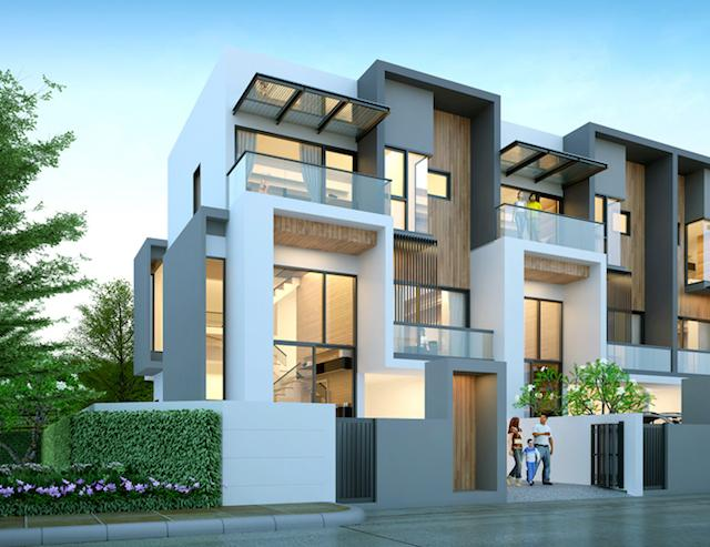 the flex townhome 6
