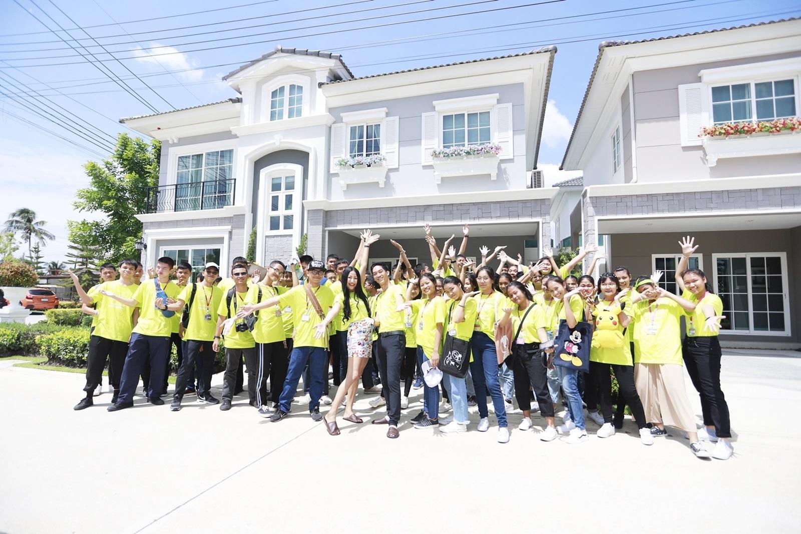 Gold Giving โครงการสนับสนุนด้านการศึกษาจาก Golden Land