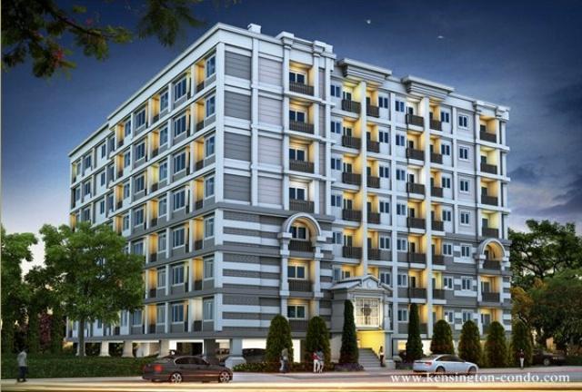 Perspective KensingtoN Condominium
